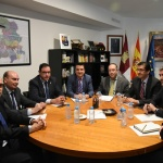 Junta y diputaciones arreglarán los caminos rurales