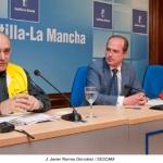 Rojo presenta las nuevas condiciones del transporte sanitario en Guadalajara