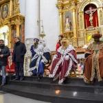 La Cabalgata de Reyes pone el punto final al programa de Navidad en Marchamalo