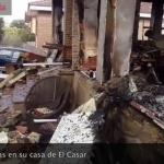 Video: Una mujer muere tras una explosión de gas en una urbanización de El Casar