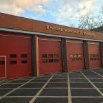 Más de ochocientas salidas hicieron los bomberos el pasado año