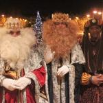 Cabanillas se echó a la calle para disfrutar de una Cabalgata de Reyes llena de color y animación