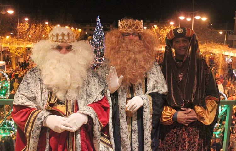 Reyes Magos en Guadalajara