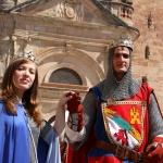 Sigüenza, doblemente histórica, doblemente atractiva, durante las Jornadas Medievales
