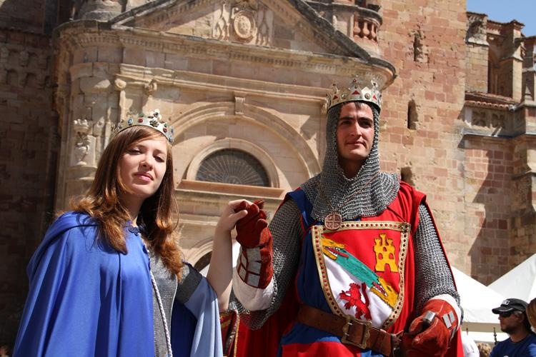 Sigüenza vive con intensidad las Jornadas Medievales