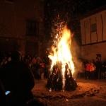 Sigüenza ya siente la llama de San Vicente
