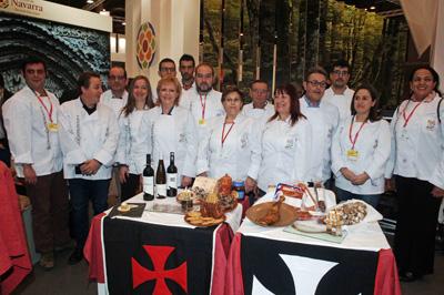 La cocina de Sigüenza apoya al turismo