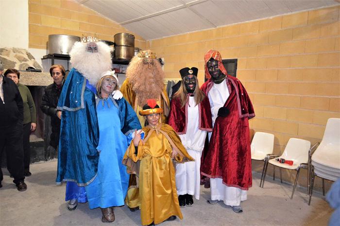 Los Reyes Magos pasaron por Tamajón