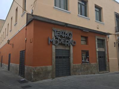 El Teatro Moderno se llenará de múltiples actividades en febrero y marzo