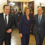 Toma de pesesión de Juan Pablo Sánchez como subdelegado del Gobierno