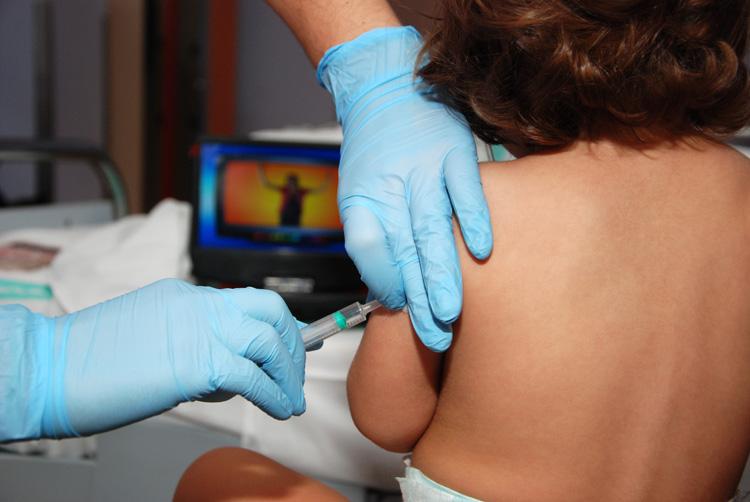 Desde el 1 de enero han comenzado el nuevo calendario de vacunaciones infantiles