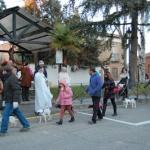 Yunquera de Henares, honra a San Antón en su festividad