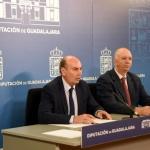 La Diputación facilita a los ayuntamientos el cumplimiento de la Ley de Transparencia