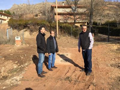 La Diputación ha invertido en obras en varios pueblos de la Zona de Molina
