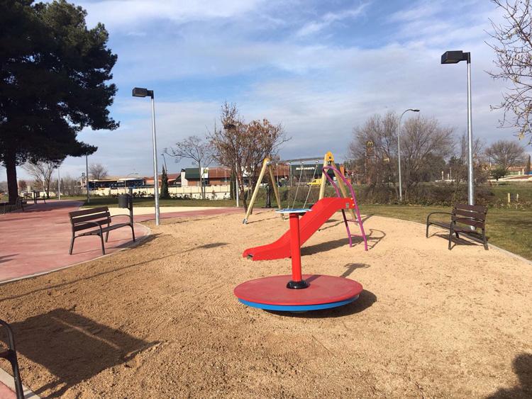 Guadalajara va ganando zonas verdes y espacios lúdicos