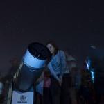 Este sábado se puede observar el cielo y las estrellas desde Valdeluz