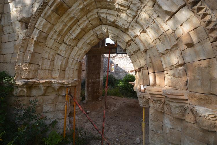 En verano comenzarán las primeas obras en el Monasterio de Bonaval