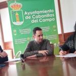 El ayuntamiento de Cabanillas firma convenios con las AMPAS de la localidad