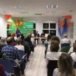 La Biblioteca de Cabanillas festeja su premio evocando la figura de María Moliner