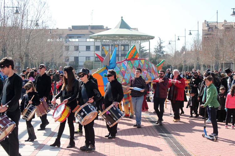 Carnaval en Cabanillas