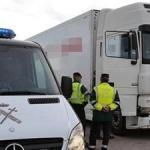 Campaña en la capital de vigilancia y control de camiones y furgonetas