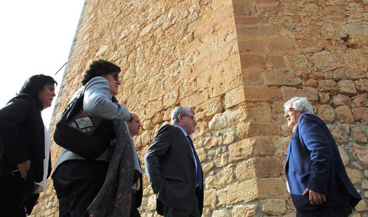 El castillo de Cifuentes será rehabilitado con un plan de empleo