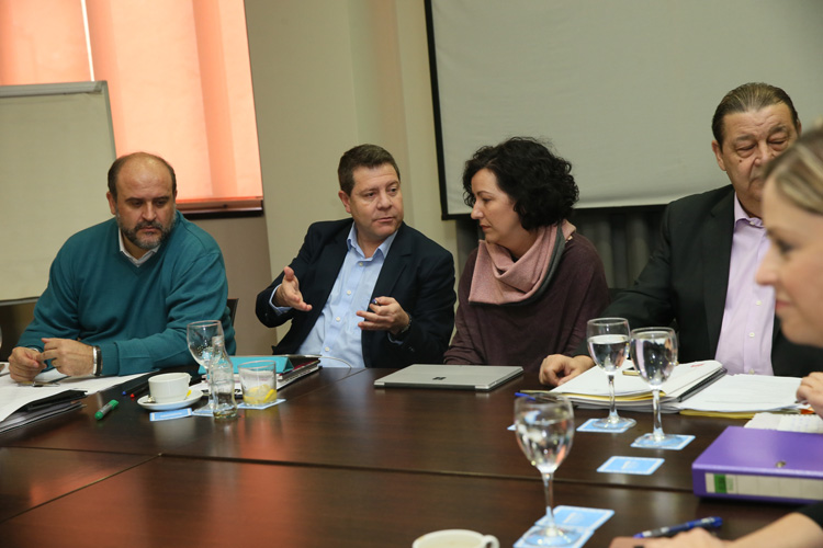 El consejo de Gobierno ha elegido el balneario de Trillo para una reunión de trabajo