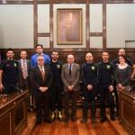 Tres nuevos bomberos se incorporan al CEIS