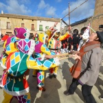 Botargas, mascaritas y vaquillonas se pasearán por Albalate este domingo