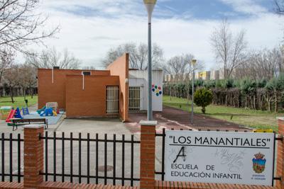 Una de las escuelas municipales de titularidad municipal