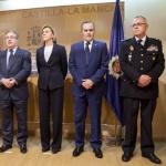 El nuevo jefe superior de la Policía en Castilla-La Mancha será juzgado en Guadalajara por acoso