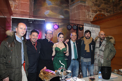 En Sigüenza se dieron cita ayer siete estrellas Michelin y catorce soles Repsol de la gastronomía