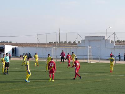 El Yunquera no pudo remontar el partido en tierras toledanas