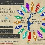 Convocatoria de los ribereños para este domingo en Pareja