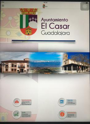 El ayuntamiento de El Casar ha creado una nueva aplicación móvil para acercarse a los ciudadanos
