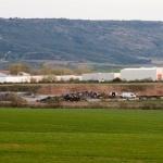 """Los ecologistas denuncian el robo de chatarra """"contaminada"""" en la planta incendiada"""