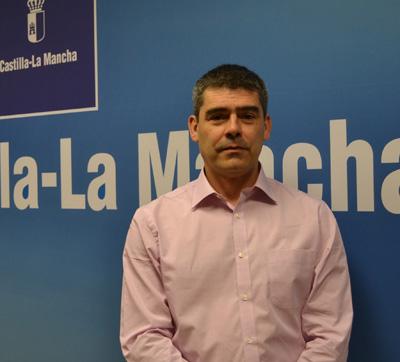 Santiago Baeza, nuevo director provincial de Economía, Empresas y Empleo de Guadalajara
