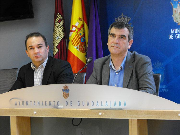 Rueda de prensa de Román para dar respuesta a las afirmaciones de Jiménez