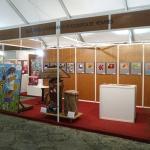 El Aula Apícola repite presencia en la Feria de Pastrana
