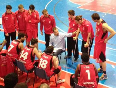 Sergio Vicente vuelve a dirigir el equipo campiñero