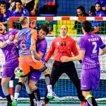 Victoria por la mínima del Quabit Guadalajara  (27-26)