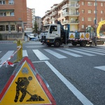 El miércoles nuevo corte de agua en los aledaños de la calle Sigüenza