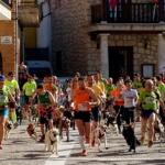 Más de un centenar de participantes en el I Canicross de Torija