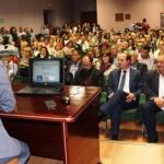 Cartas: ¿Privilegios para escuchar la conferencia sobre Driebes?