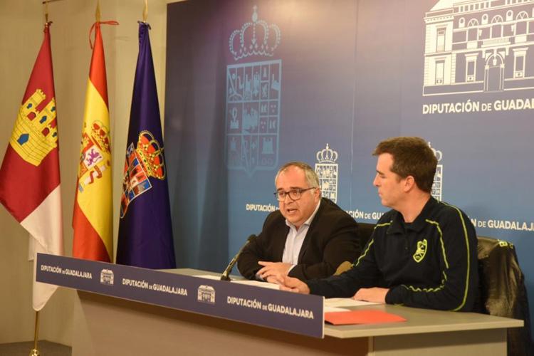 Rueda de prensa para hacer balance del CEIS Guadalajara