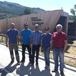 Hoy abren los centros de interpretación de Pelegrina, El Cardoso y del Hayedo