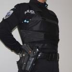 La Policía Local de Guadalajara dispone de nuevos chalecos antibalas