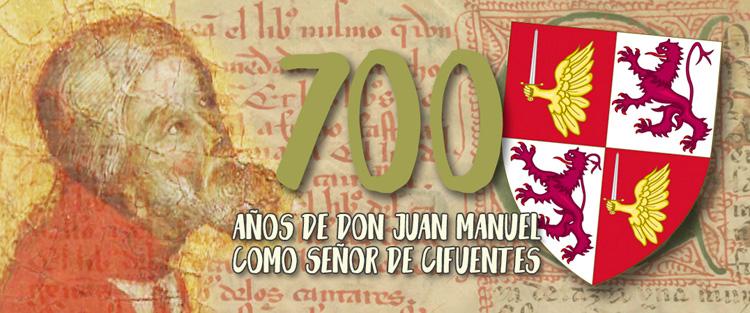 Cifuentes festeja en este año los 700 años de don Juan Manuel como señor de la villa