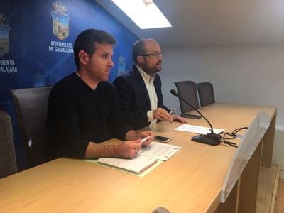 """C's Guadalajara ha pedido que """"el Ayuntamiento que procededa a la devolución de aquellos impuestos de Plusvalías que se cobraron indebidamente"""""""