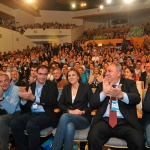 Amplia participación guadalajareña en la dirección popular regional